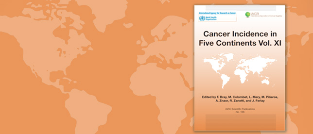 Cancer Incidence in Five Continents Volume XI