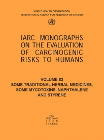 IARC Publications Website - Some Traditional Herbal